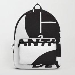 Antitheft Device Backpack