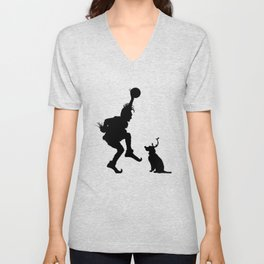 #TheJumpmanSeries, The Grinch Unisex V-Neck