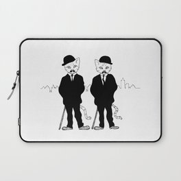 Thomson and Thompson Laptop Sleeve