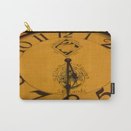 Skyland Manor Clock Carry-All Pouch