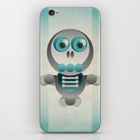 Skul Bros iPhone & iPod Skin