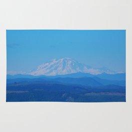 Mount Rainer Rug
