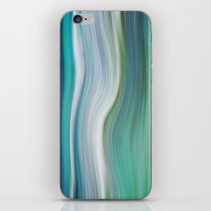 OCEAN ABSTRACT iPhone & iPod Skin