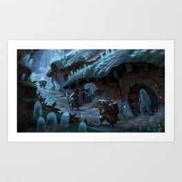 Ethereal Kingdom Art Print