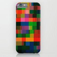 videotape (bear2_hex) iPhone 6s Slim Case