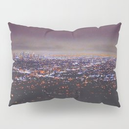 Smokey Skyline Pillow Sham