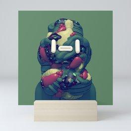 Lump Head Mini Art Print