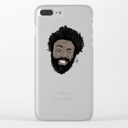 This is America Clear iPhone Case