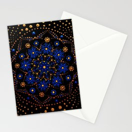 Constellation Mandala Stationery Cards