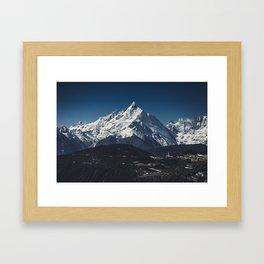 Asia 7 Framed Art Print