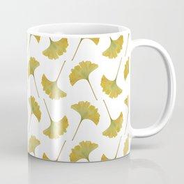 watercolour ginkgo Coffee Mug