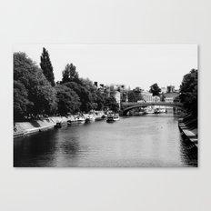 York #243 Canvas Print