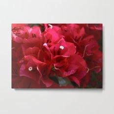 Red! Metal Print