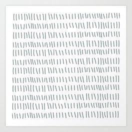 Coit Pattern 20 Art Print
