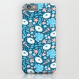 Sea Bunnies iPhone Case