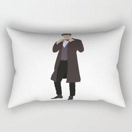 Eleventh Doctor: Matt Smith Rectangular Pillow