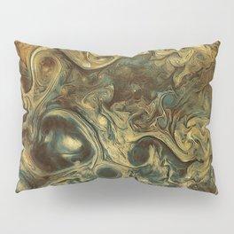 Jupiter's Clouds 2 Pillow Sham