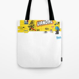 LEGO STREET ART Tote Bag