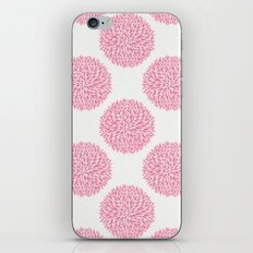 Petal Burst #10 Circles iPhone Skin