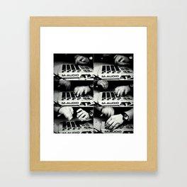 BEATSSS Framed Art Print