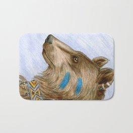 Medicine Bear Bath Mat