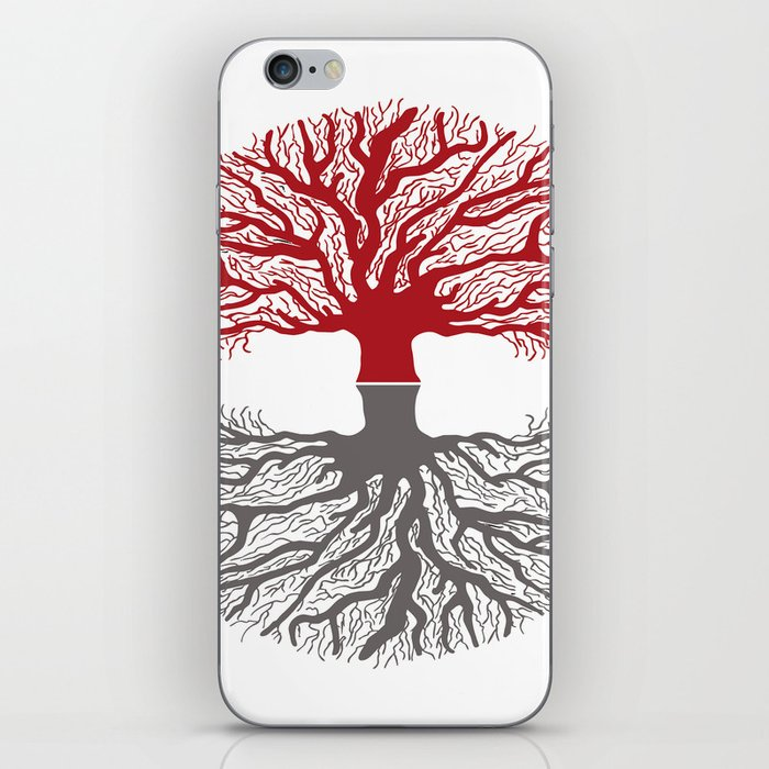 Roots iPhone Skin