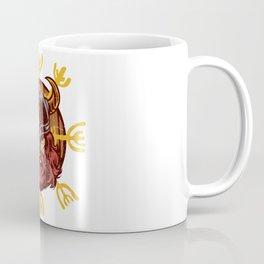 Viking Odin   Valhalla Warrior Coffee Mug