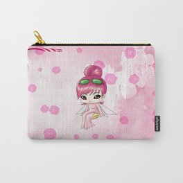 Chibi Morphine Carry-All Pouch