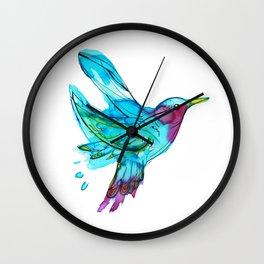 colibri Wall Clock