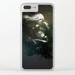 League of Legends KATARINA Clear iPhone Case