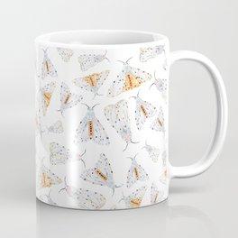 Salt Moth Geometric Pattern Coffee Mug