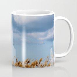 Scenic View Of Lake Against Sky Coffee Mug