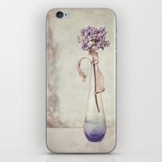 SUMMER REMEMBRANCE iPhone & iPod Skin