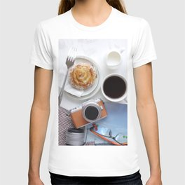 Refreshment while travel T-shirt