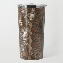 Luxury Animal Print Travel Mug