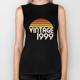 20th Birthday 20 Years Vintage Since 1979 Gift Biker Tank