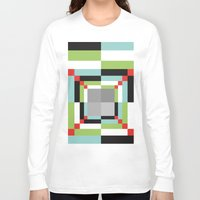 illusion Long Sleeve T-shirts featuring Illusion by Susana Paz