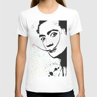 dali T-shirts featuring Dali by Cynthia Alvarez