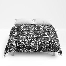 The Boneyard II Comforters