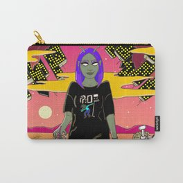 Red Planet Dip Carry-All Pouch