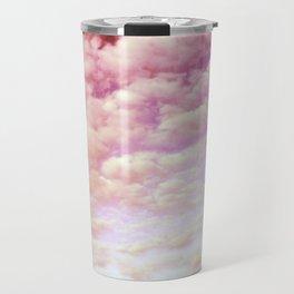 Cotton Candy Sky Travel Mug
