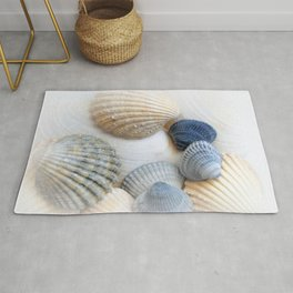 Just Sea Shells Rug