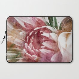 watercolor flower 3 Laptop Sleeve