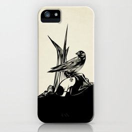 Crows must never win iPhone Case