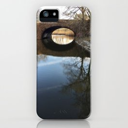 Fens Reflection iPhone Case
