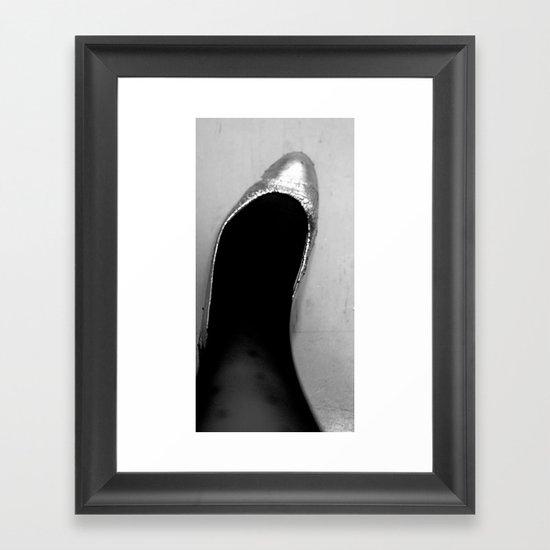 Oo La La Framed Art Print