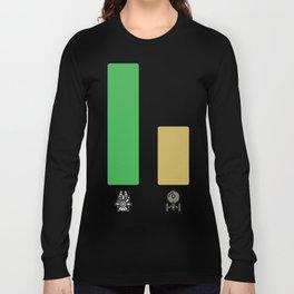 Clash pt.1 Long Sleeve T-shirt