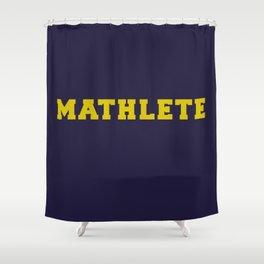Mean Girls #9 – Mathlete Shower Curtain