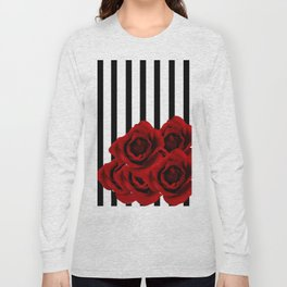Prohibited roses Long Sleeve T-shirt