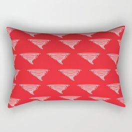 Tornadoes Rectangular Pillow